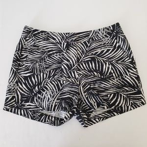 St Tropez West Linen Tropical Shorts